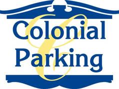 Colonial Parking DE logo